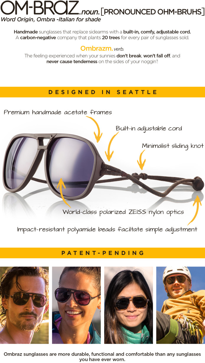 596ae1d9fd Ombraz - The Most Comfortable and Durable Sunnies