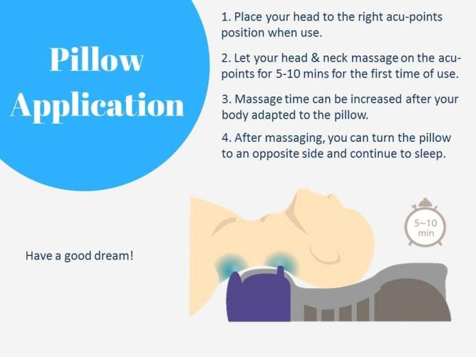 Medi Max Therapeutic Massage Pillow Indiegogo