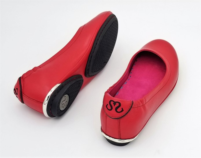 919a0aca0506e Worlds Most Elegant Sneaker disguised as Ballerina