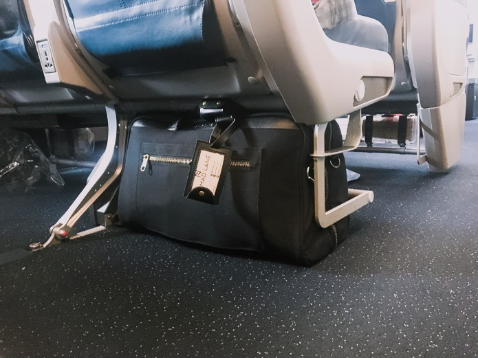 The Bento Bag was designed to fit under the seat in front of you so you  have easy access to in-flight essentials (toiletries, medicines, devices,  ... 2122fb577a