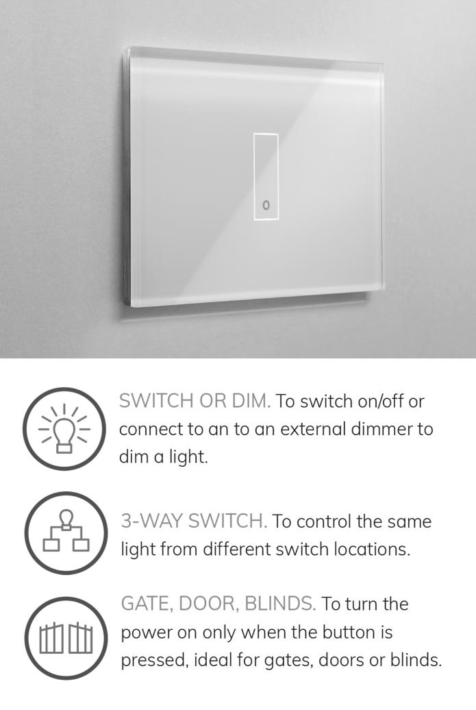 iotty Smart Switch: Beautiful Smart Lighting | Indiegogo
