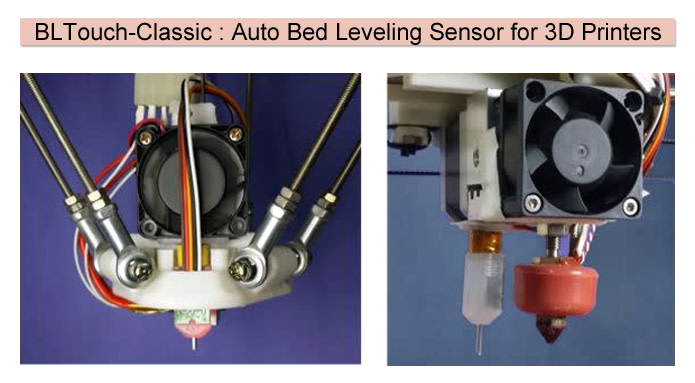 BLTouch : Auto Bed Leveling Sensor for 3D Printers | Indiegogo