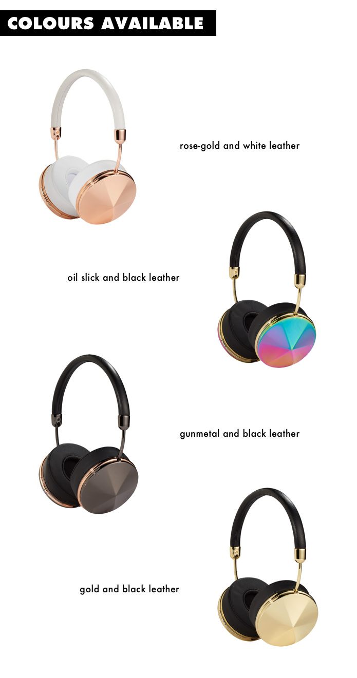 FRENDS Studio Wireless Bespoke Women's Headphones | Indiegogo