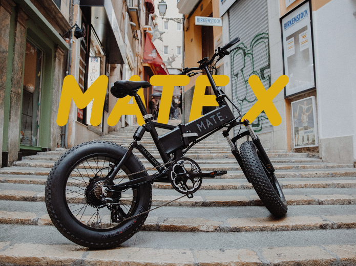 Mate X Most Affordable Fully Loaded Folding Ebike Indiegogo