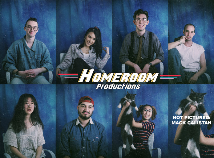 Homeroom Productions Is Comprised Of Seven Third Year Ryerson University Students Enrolled In The Media Production Program Rta School