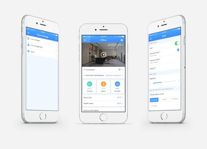 SENS8 LightCam:Most Affordable Outdoor SecurityCam   Indiegogo