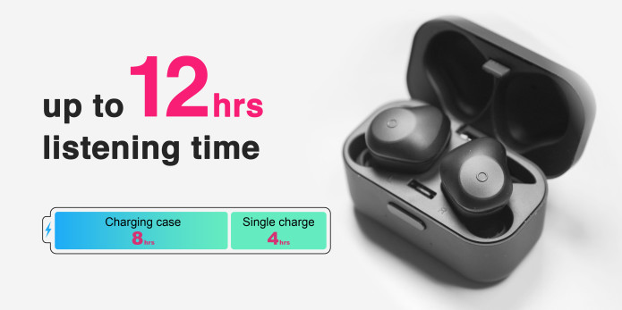 Loop: The First True Wireless Bluetooth 5 Earbuds   Indiegogo