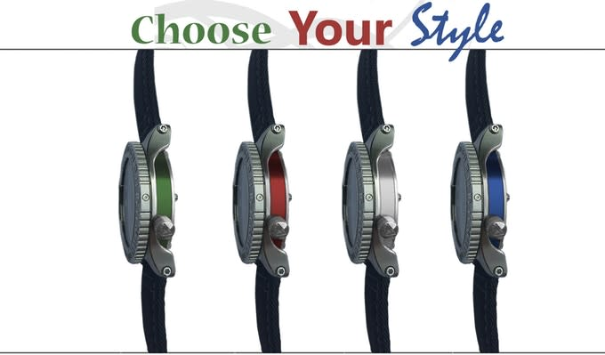 Trident - Italian Watch Made for Adventure   Indiegogo