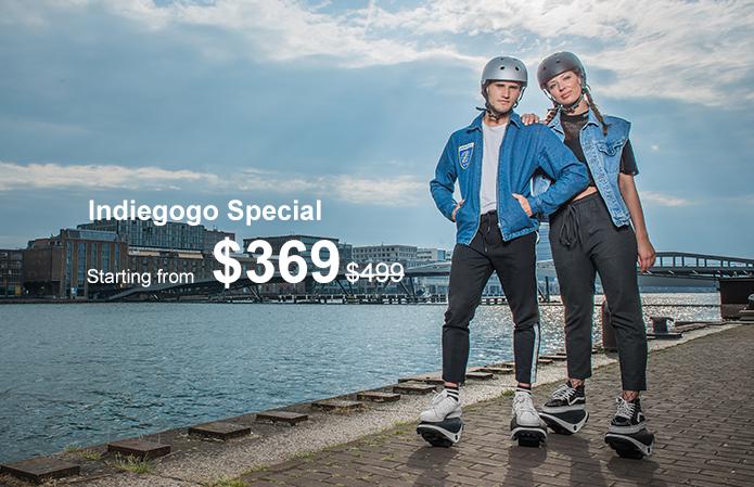 The Drift W1: Experience Segway's New Age E-Skates