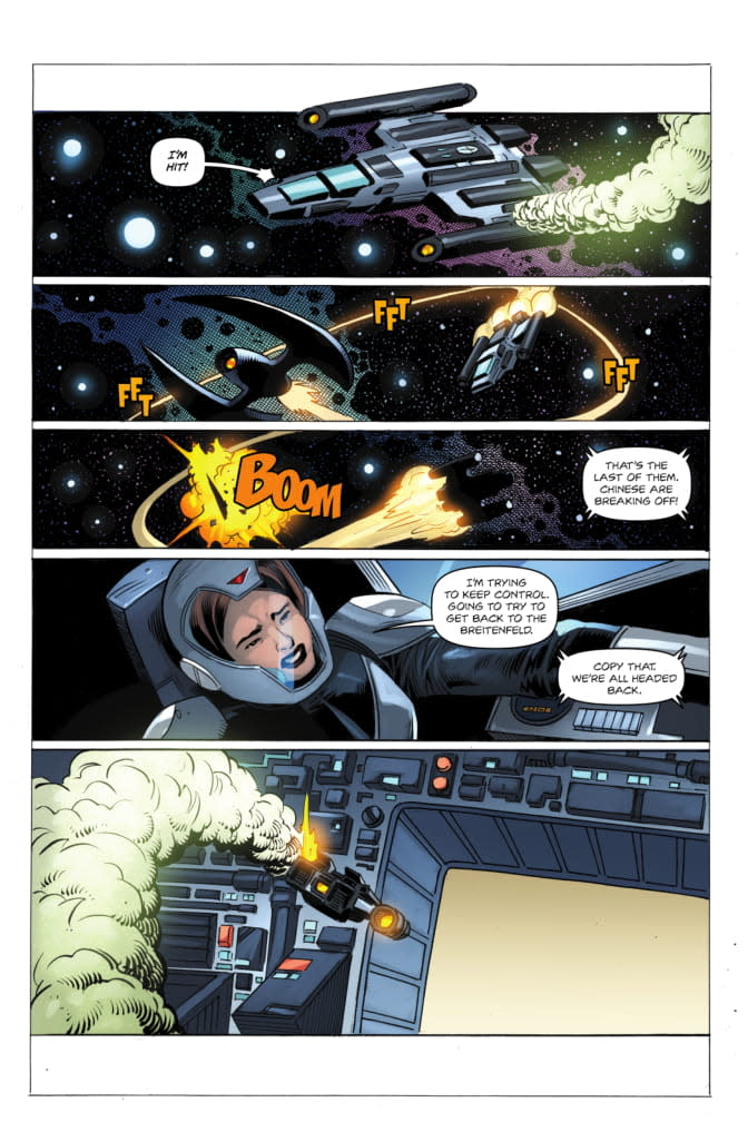 the ember war graphic novel indiegogo