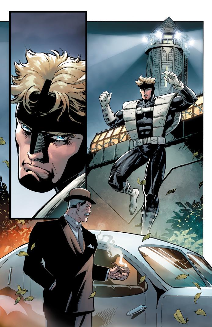 White and batman pdf black