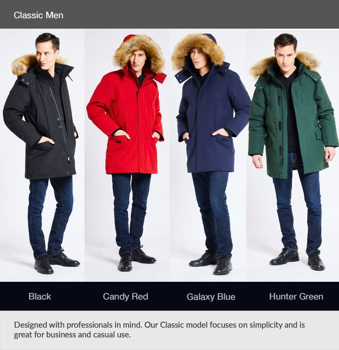 917141e3064 The Best Winter Coat in the World -Smart Parka 1.0