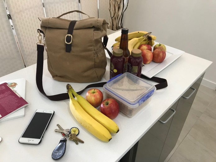 Waterproof Non-Slip Wearable Crossbody Bag fitness bag Shoulder Bag All Fruit Pictures