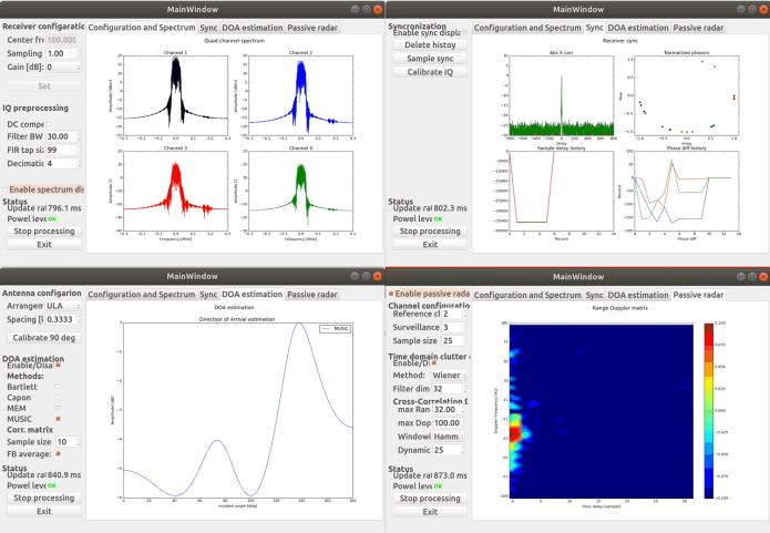 KerberosSDR - 4x Coherent RTL-SDR | Indiegogo