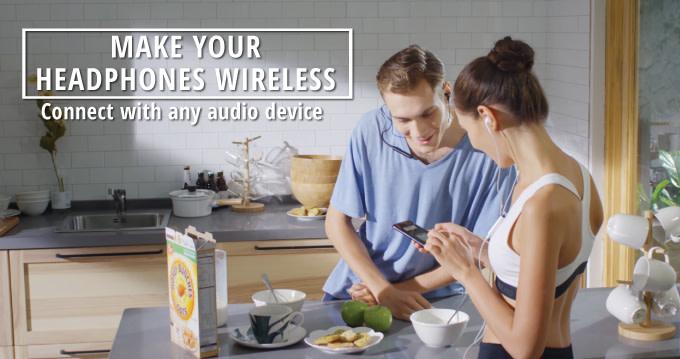 BLIP - Turn Headphones Wireless | Indiegogo