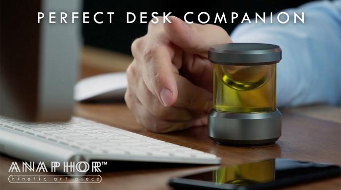 ANAPHOR - Kinetic desk toy | Indiegogo