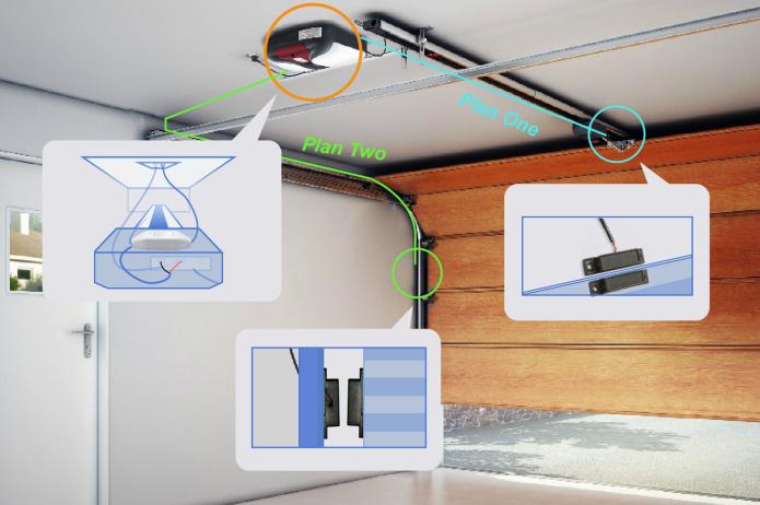 Meross Wi-Fi Smart Garage Door Opener