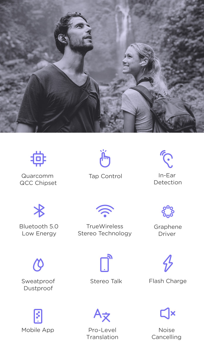 5a3e72f5f14 As the most advanced Bluetooth chipset series in the industry, QCC chipsets  are featured with Bluetooth 5.0 Low Energy, and advanced technology  specifically ...