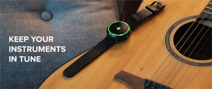 Soundbrenner Core: The 4-in-1 Smart Music Tool | Indiegogo