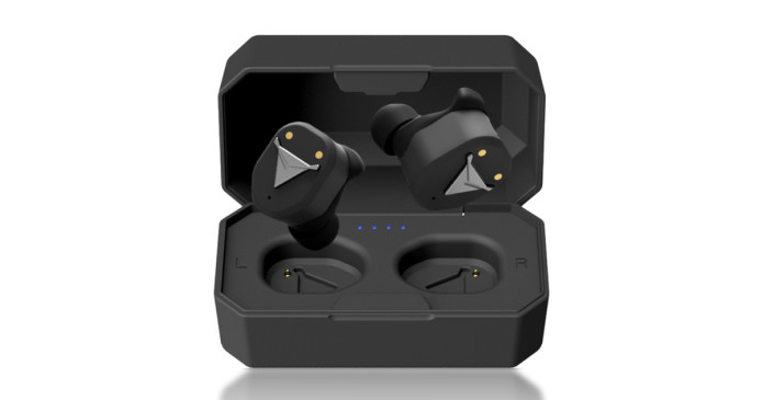 3155594c779 ... fitting earphone that will never fall out or become uncomfortable. Custom  Fit, Bluetooth 5.0, All Day Battery, IPX7, Digital Awareness, Premium Audio