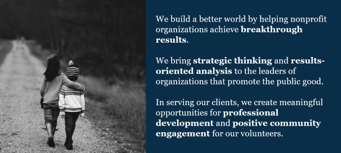 mission impact breakthrough strategies for nonprofits