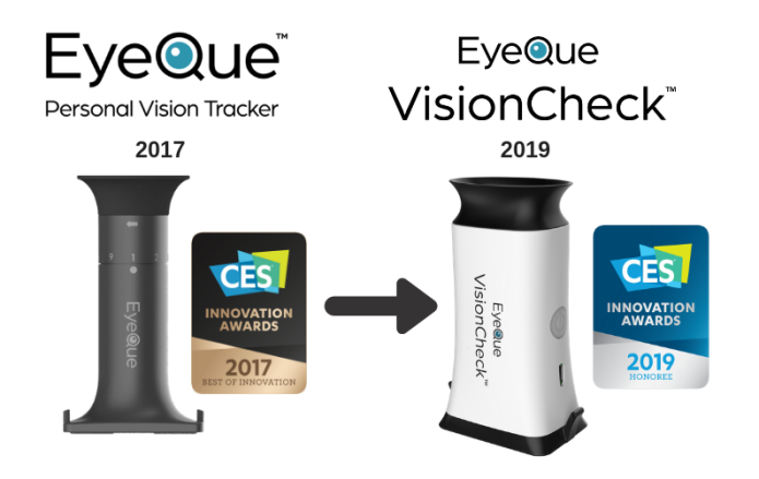 VisionCheck compared to Personal Vision Tracker
