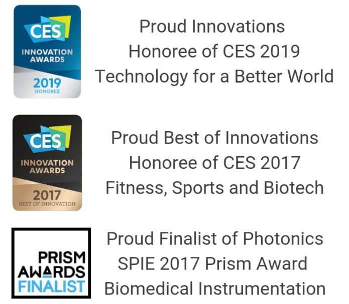 VisionCheck awards