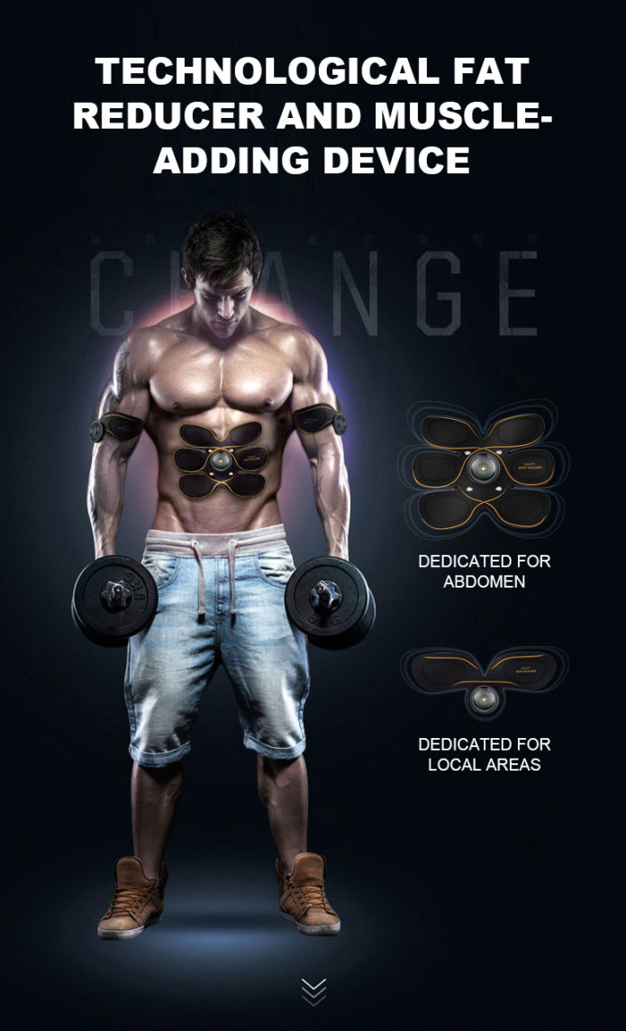 The simulator for pectoral muscles is the first step to a beautiful figure