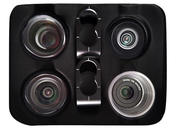 Lauco - Professional SLR Photography Kit For Phone | Indiegogo