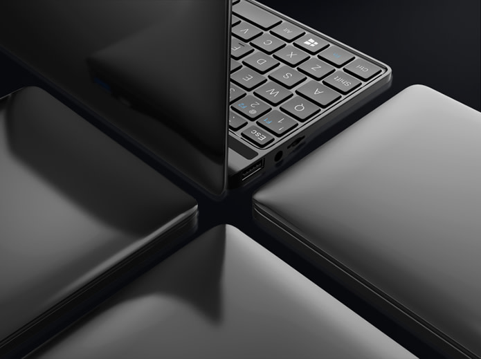 GPD Pocket2: 7 0' UMPC-Laptop 'WIN 10 OS' | Indiegogo