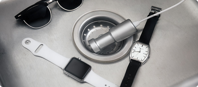 Sonic Soak: The Ultimate Ultrasonic Cleaning Tool   Indiegogo