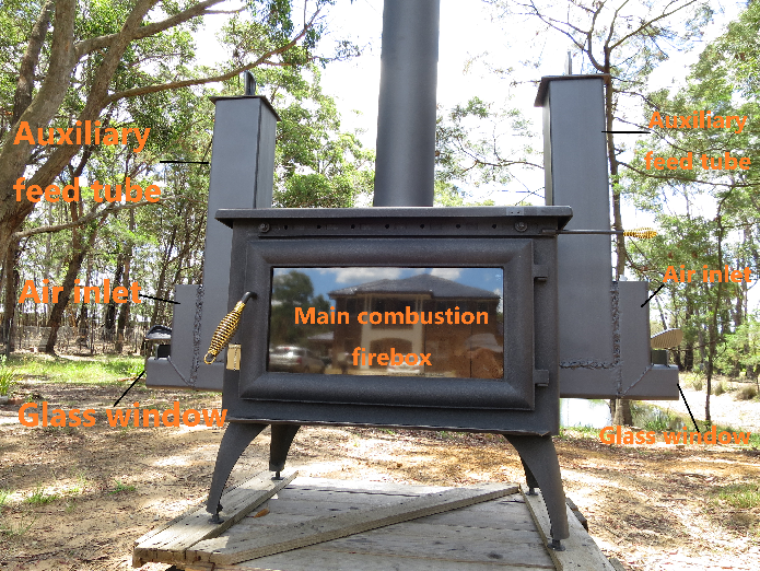 R M H: World's Most Useful Home Survival Device | Indiegogo