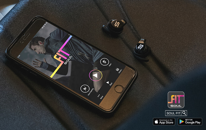 BLADE Ultimate A I  Fitness Wireless Earphones | Indiegogo