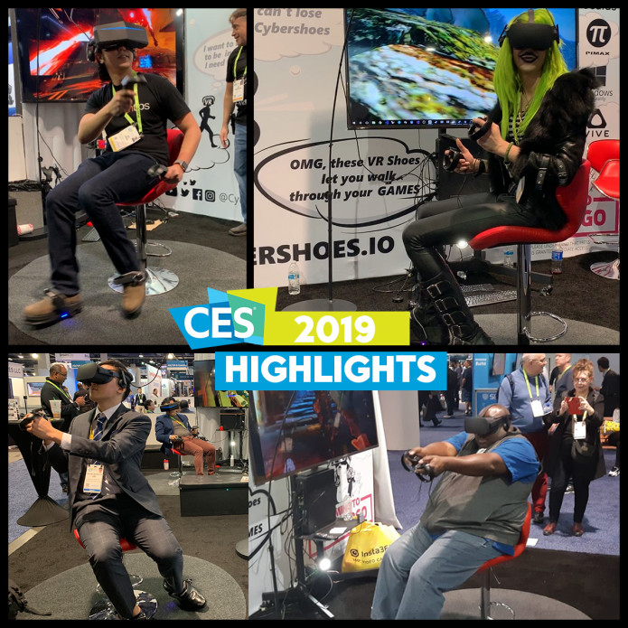8b07429de20 Cybershoes  A Step Into Virtual Reality Games