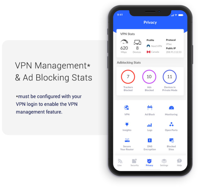 Vektor: Secure WiFi Network & Connected Devices   Indiegogo