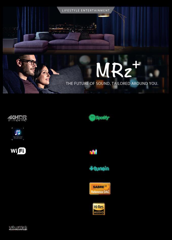 MRz UHD Music Server as the digital hub   Indiegogo
