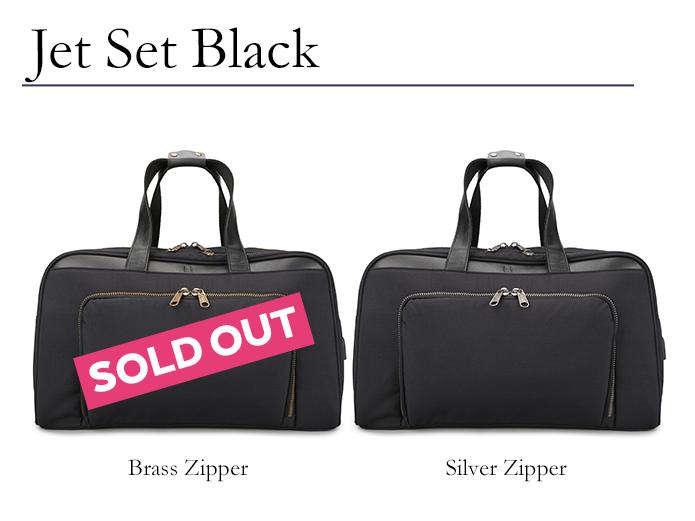 The Bento Bag comes in six colors  Jet Set Black bafc87aec69ab