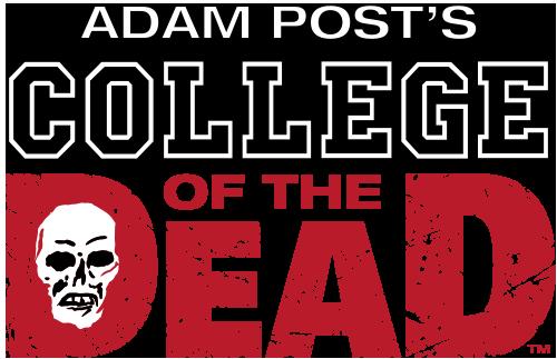 COLLEGE OF THE DEAD COMIC BOOK | Indiegogo
