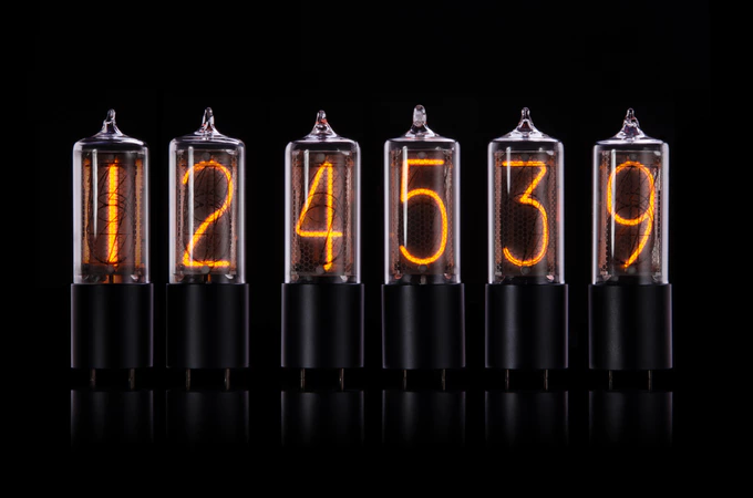 ZIN18 - the new Nixie Tube & clocks | Indiegogo