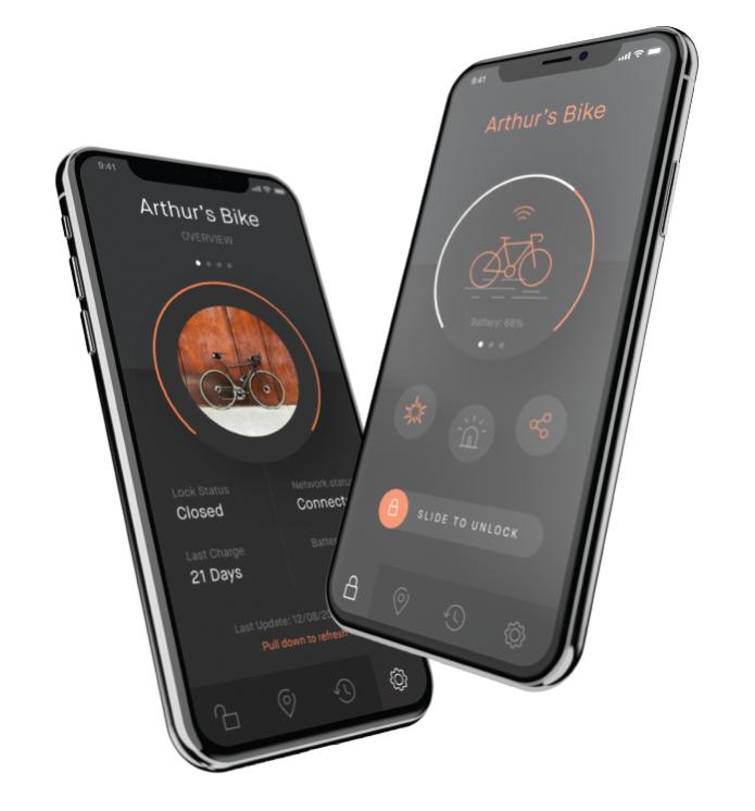 Sentinel: your bike's digital bodyguard  | Indiegogo