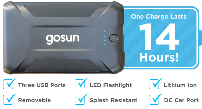 GoSun Chill: A Solar Cooler That Doesn't Need Ice | Indiegogo