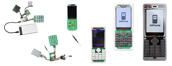 WiPhone, A Phone for Hackers and Makers   Indiegogo