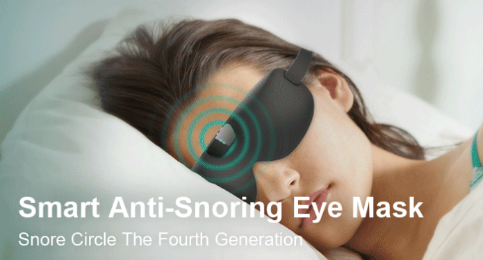 Snore Circle Smart Anti-Snoring Muscle Stimulator | Indiegogo