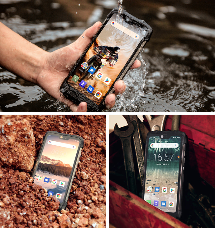 Blackview BV9700 Pro: The Toughest Rugged Phone | Indiegogo