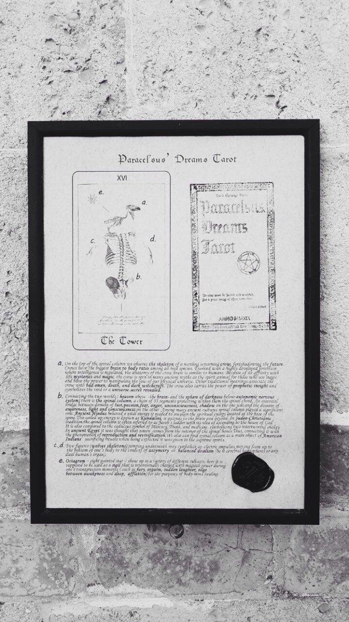 Paracelsus Dreams Tarot | Indiegogo