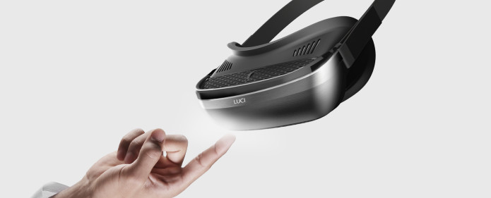 LUCI immers - Most Lightweight & Immersive HMD | Indiegogo