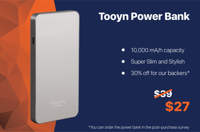 The Tooyn Power Bank