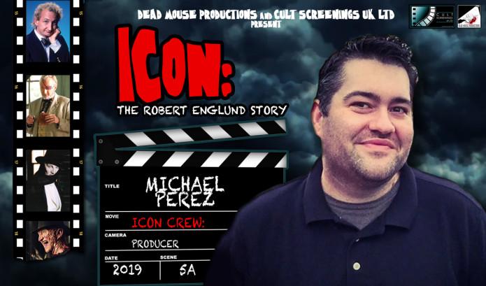 ICON: The Robert Englund Story - Documentary   Indiegogo