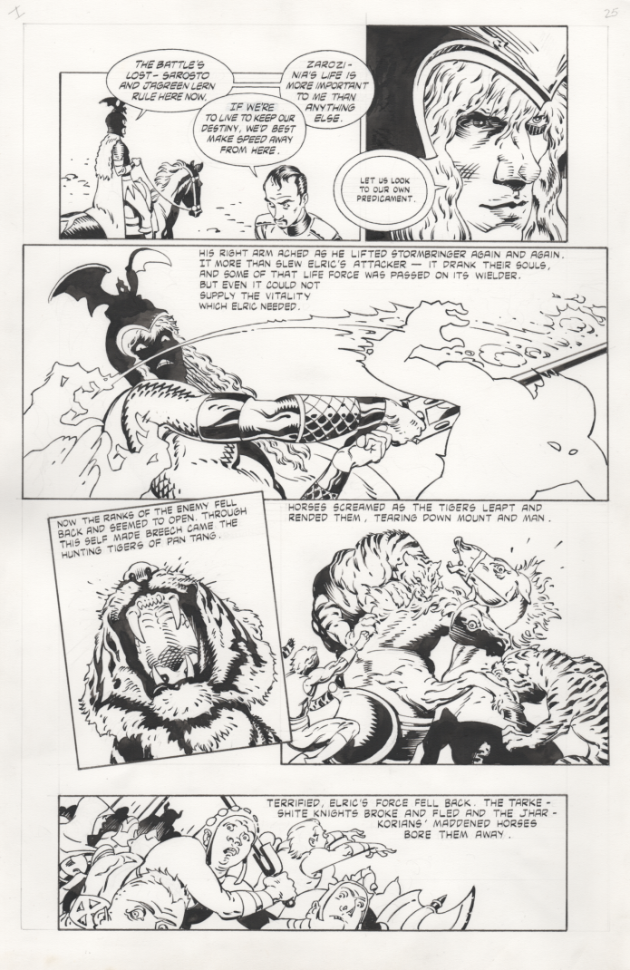 101 Drawings by P  Craig Russell | Indiegogo