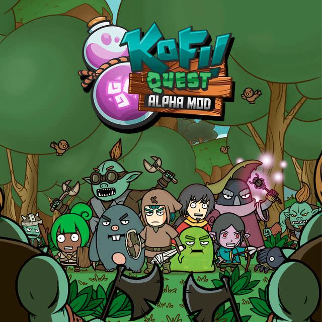 Kofi Quest: Alpha MOD - A fantastic comedy RTS | Indiegogo